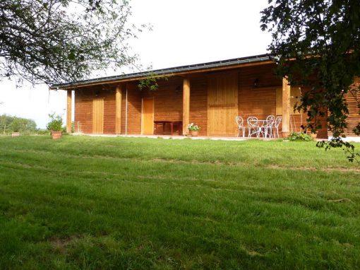 Construction d'un bâtiment agricole – Trévol (03)