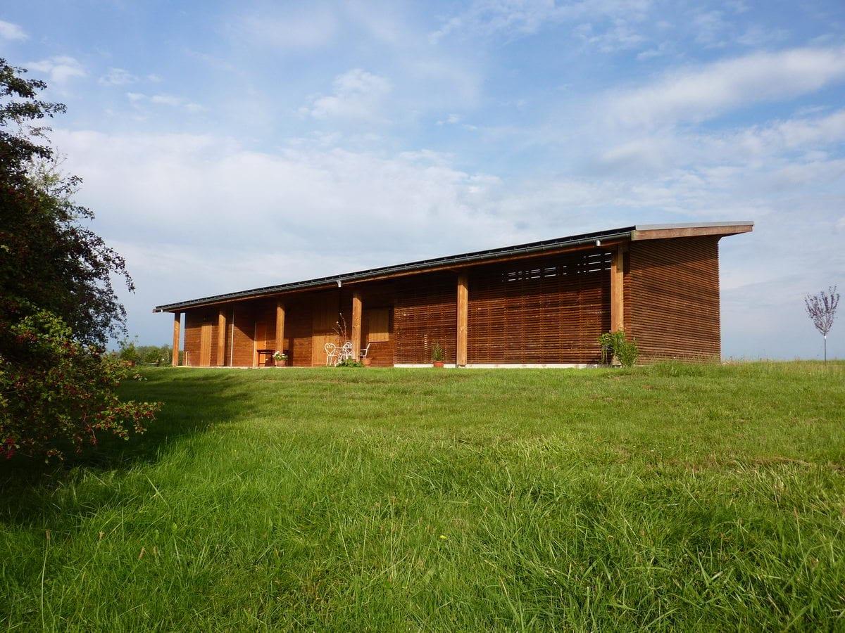 Construction d un b timent agricole tr vol 03 imholz for Architecte batiment agricole