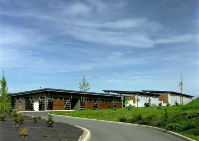 Centre de stockage de déchets - Villenue (03)