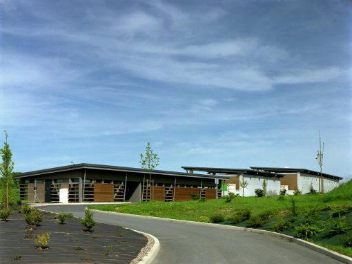 Centre de stockage de déchets – Villenue (03)