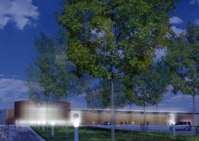 Centre Commercial Leclerc - Genay (69)