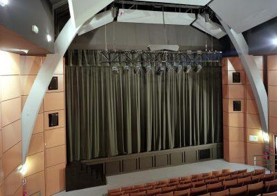 """Salle de Spectacles """"Le Geyser"""" - Bellerive-sur-Allier (03)"""