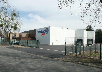 Leclerc Drive - Civrieux d'Azergues (69)