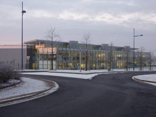 Construction de locaux de bureaux et d'ateliers pour la nouvelle unité M.D.D. – Avermes (03)