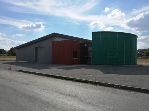 Construction d'un atelier d'insertion – Bellenaves (03)