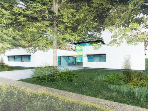 Construction d'une maison de santé pluridisciplinaire – Bellenave (03)