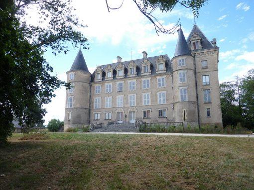 Aménagement du château de Blet – Blet (18)