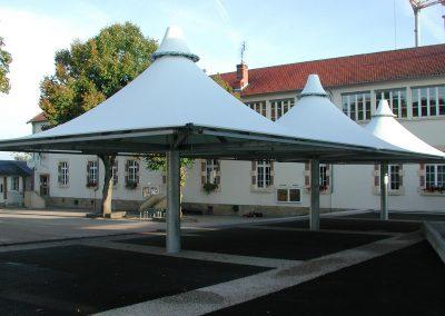 restructuration du collège françois péron cérilly