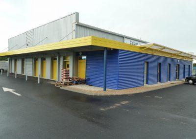 Construction d'une cuisine centrale communautaire