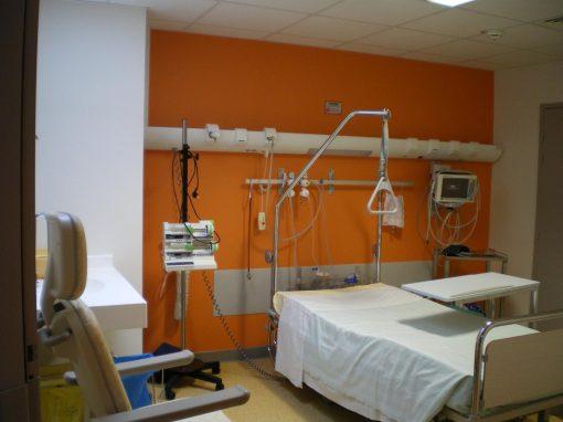 Restructuration des soins intensifs au centre hospitalier – Decize (58)