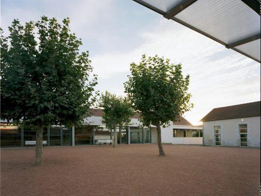 Restructuration du groupe scolaire Emile Guillaumin – Désertines (03)