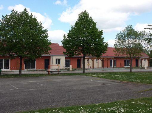 Construction de 5 logements individuels – Ebreuil (03)