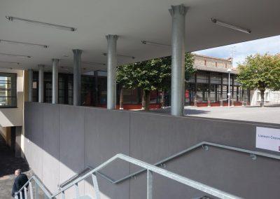 RESTRUCTURATION DE LOCAUX SCOLAIRES