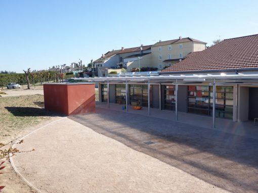 Construction du Groupe scolaire – Fourneaux (42)