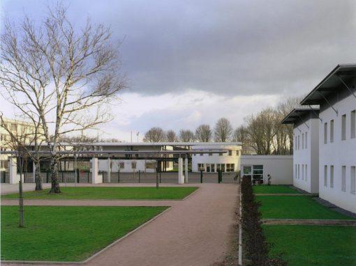 Reconstruction du collège de Gannat et construction d'une médiathèque – Gannat (03)