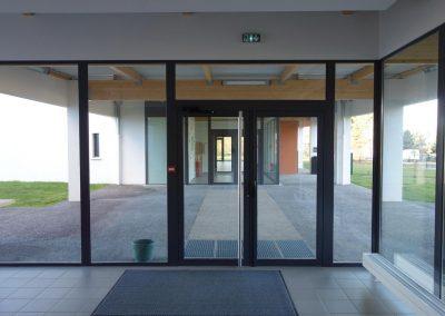 CONSTRUCTION D'UN CENTRE OMNISPORTS COUVERT ET D'UNE SALLE POLYVALENTE