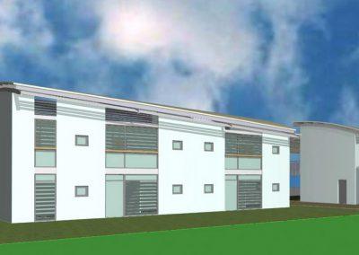 Construction d'un internat de 50 lits au lycée de grand bourg – Le Creusot (71)