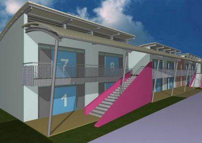 CONSTRUCTION D'UN INTERNAT DE 50 LITS AU LYCEE DE GRAND BOURG