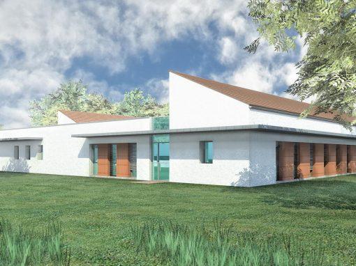 Construction d'une maison de santé pluridisciplinaire – La Guerche sur l'Aubois (18)