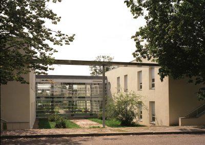 CONSTRUCTION D'UNE UNITE GERONTOLOGIQUE DE 72 LITS