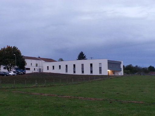 Construction d'une unité alzheimer deE 14 lits sur de site de la maison de retraite – Montmarault (03)