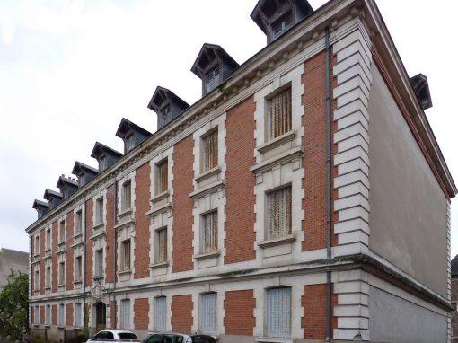 Aménagement du tribunal pour enfants dans les locaux de l'ancienne gendarmerie – Moulins (03)