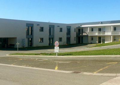 extension et restructuration de la maison de retraite