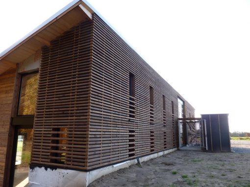 Construction d'une maison d'habitation – Trévol (03)