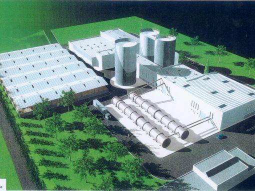 Rénovation des installations de recyclage des déchets ménagers – Varennes-Jarcy (91)
