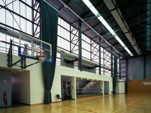 Construction d'une halle de sports de haut niveau CREPS – Vichy (03)