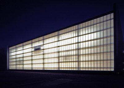 CONSTRUCTION D'UNE HALLE DE SPORTS DE HAUT NIVEAU AU CREPS
