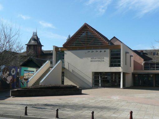 Extension de la bibliothèque municipale de Decize (58)